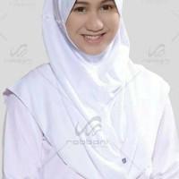 Jual Kerudung Sekolah Jilbab Rabbani Great INNOVA size L Murah