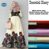 Gamis jumbo xxl gamis jumbo Long dress maxi motif terbaru