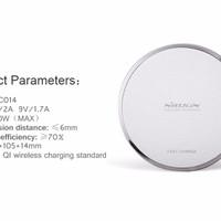 Jual Terbaru Wireless Charger Nillkin Magic Disk Iii (New) Fast Charge Murah