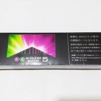 MARLBORO W-BURST PURPLE 5 / Authentic from Japan