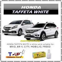 HONDA TAFFETA WHITE - CAT OLES - T-UP - TOUCH UP AUTOMOTIVE PAINT