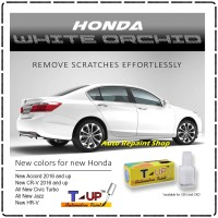 HONDA WHITE ORCHID PEARL - CAT OLES - T-UP - TOUCH UP AUTOMOTIVE PAINT
