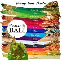 harga Udeng Bali Murah Tokopedia.com