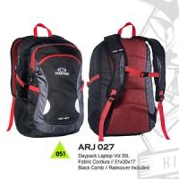 Tas Daypack Laptop Sekolah Gendong Ransel Model Eiger Consina AARJ 027