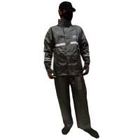 Jas hujan Walet Premium - Black ( L XL XXL )