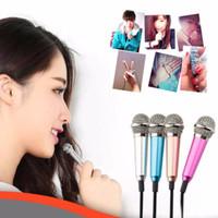 Mini Mic Mini Karaoke HP / SMULE buat nyanyi di aplikasi Sing