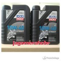 Liqui Moly Street 10W-40 API SL JASO MA2