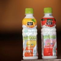 Minute Maid Nutriboost Strawberry / Jeruk 300ml