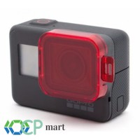 red filter underwater filter gopro hero 5 black