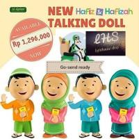 Hafiz Doll boneka mengaji new version   ongkir 1kg