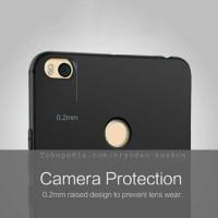 Jual Softcase Xiaomi Mi Max 2 Solid Matte Back Cover Ultrathin Silicone Murah