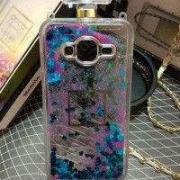 CASE CASING HANDPHONE SAMSUNG GALAXY J7 2015 COCO CHANEL WATER BLINK