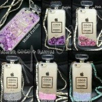 CASE CASING HANDPHONE SAMSUNG GALAXY J510 COCO CHANEL WATER BLINK