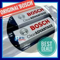 Wiper Frameless Nissan New Grand Livina 2014~ BOSCH Clear Advantage