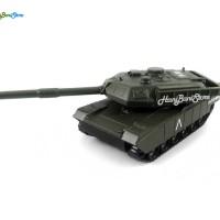 Mainan Diecast Tank U6M2 Army Militer Series