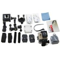 Jual Promo Onix Xcom X3 Action Camera 4K Hd 16Mp Hitam Carton Box + Battery Murah