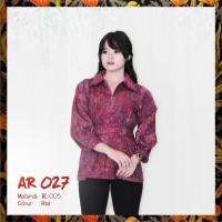 Blouse Batik Kantor - Cotton 40s (133X72)