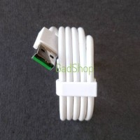 Kabel Data Oppo Vooc Flash Charge Original F1 F3 Plus R5 R7 R9 N3