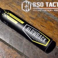 Gas Blowback Junkies Yellow 134A GBB Handgun Pistol Airsoft Greengas