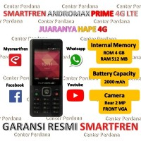 Jual Smartfren Andromax Prime 4G LTE Murah