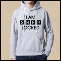 Hoodie I Am Sherlocked - Misty
