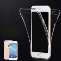360 DEGREE TPU SLIM SILICONE CASE For IPhone 6/6s