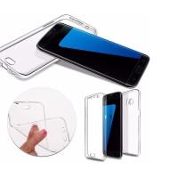 360 DEGREE TPU SLIM SILICONE CASE For Sony Z5 Plus