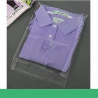 Plastik Kemasan Baju/Jaket/Celana/Jilbab OPP Packing Olshop 30x35cm
