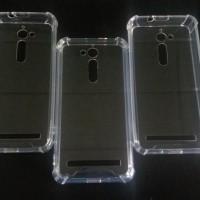 Back Cover Anti Crack transparan untuk semua Merk dan Tipe HP