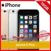 iPhone 6 Plus 16Gb Original 100% Ex Internasional Garansi 1thn