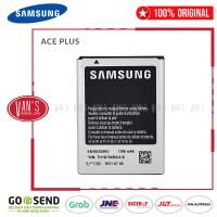 Samsung 100% Original - Baterai Galaxy Ace Plus (S7500) / Fame (S6810)