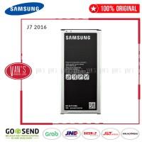 Samsung 100% Original - Baterai Battery Batre Galaxy J7 2016 (J710)