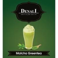 Denali Frappe Powder  Greentea Matcha