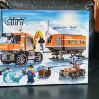 lego city 60035 - arctic outpost