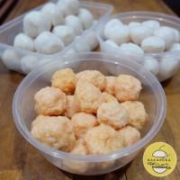 Homemade Bakso Udang / Shrimpball
