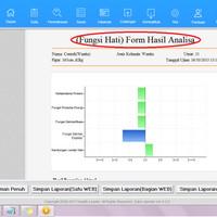 Alat Cek dan Analisa FUNGSI HATI - QRMA Mini