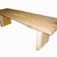 Furniture Kayu Mahoni Solid Meja Tamu / Makan (M.43)