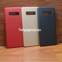 Hardcase FS Slim Cover HP Samsung Note 8 / Back Case
