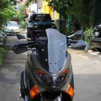 Jual windshield nmax 50cm thailand style Murah
