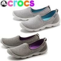 Sepatu Wanita Crocs All New Duet Skimmer Original TERMURAH