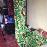 Kain Batik Tulis 'tembakau' khas jember
