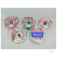 Jual Potty Training / Soft Potty Seat (With Handle) for Toilet Training Murah