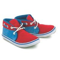 Sepatu Sekolah Anak Laki-laki / Sepatu Anak Fashion Blackkelly LL 8611