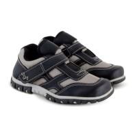Sepatu Sekolah Anak Laki-laki / Sepatu Anak Fashion Cassico 4355 JG