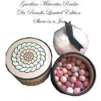 Guerlain Meteorites Poudre Du Paradis Limited Edition Share In A Jar