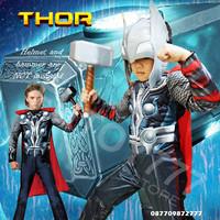 Jual Baju kostum anak Thor Superhero Super Hero ulang tahun cosplay ultah Murah