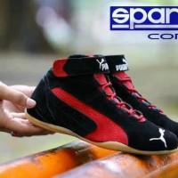 Harga sepatu casual drag balap motor pria puma kode | Pembandingharga.com