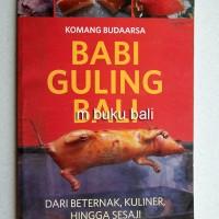 Babi Guling Bali - buku bali hindu