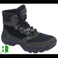 Jual Sepatu Boots Boot Cowok Gunung Keren Pria Adventure Hiking Tracking Murah