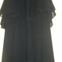 jilbab safar cadar rit dengan purdah dua layer